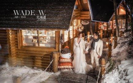 hokkaido pre-wedding 北海道 婚紗 扎榥 sapporo 日本 富良野