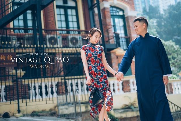 1200 QIPAO DISCOVER HK TRAVEL HONG KONG PRE-WEDDING旗袍 光影-02