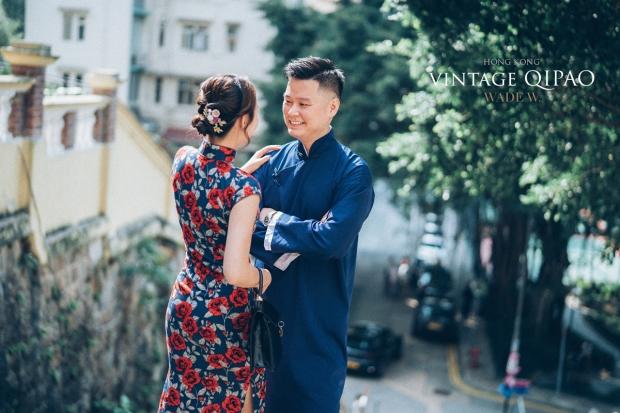 1200 QIPAO DISCOVER HK TRAVEL HONG KONG PRE-WEDDING旗袍 光影-03