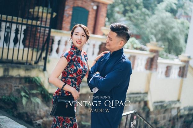 1200 QIPAO DISCOVER HK TRAVEL HONG KONG PRE-WEDDING旗袍 光影-04
