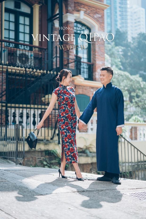 1200 QIPAO DISCOVER HK TRAVEL HONG KONG PRE-WEDDING旗袍 光影-06