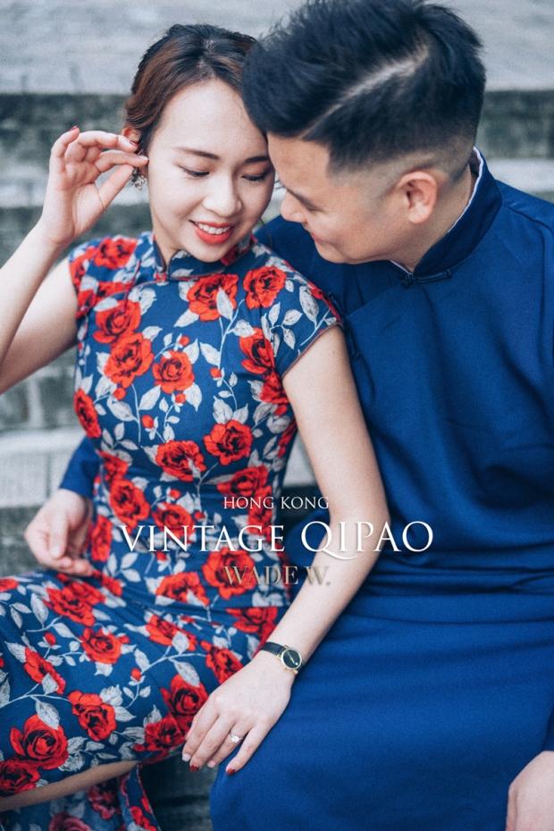 1200 QIPAO DISCOVER HK TRAVEL HONG KONG PRE-WEDDING旗袍 光影-07