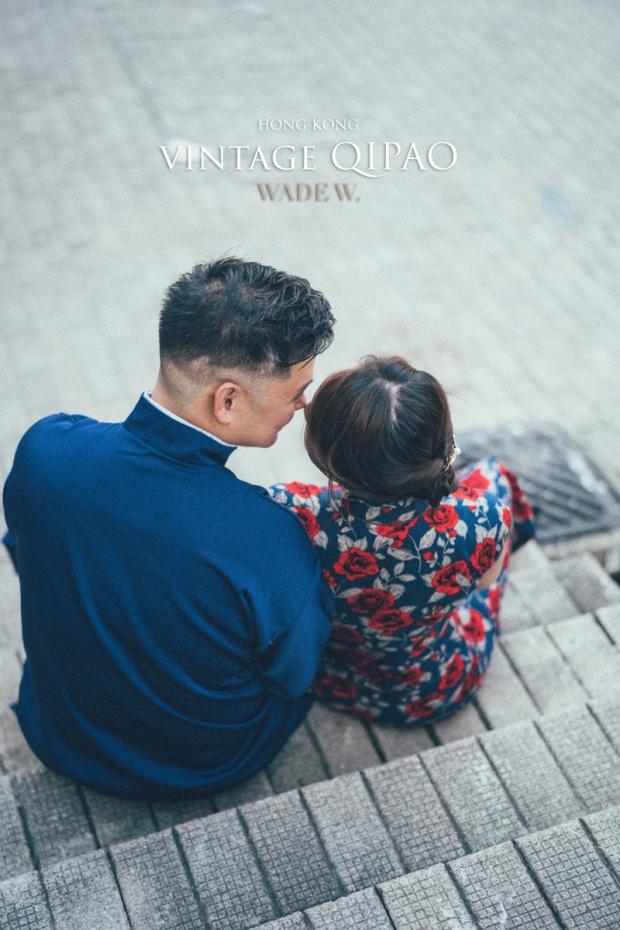 1200 QIPAO DISCOVER HK TRAVEL HONG KONG PRE-WEDDING旗袍 光影-10