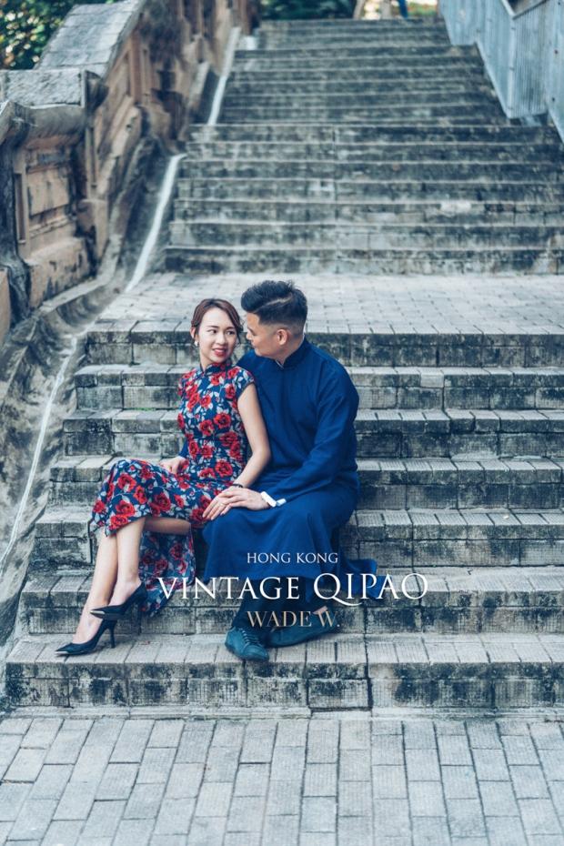 1200 QIPAO DISCOVER HK TRAVEL HONG KONG PRE-WEDDING旗袍 光影-11