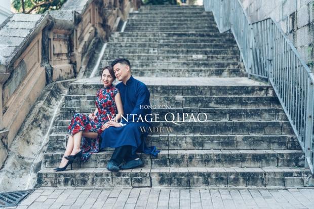 1200 QIPAO DISCOVER HK TRAVEL HONG KONG PRE-WEDDING旗袍 光影-12