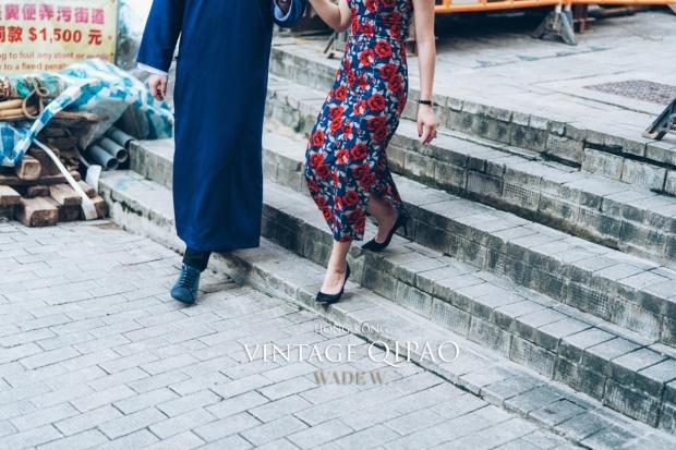 1200 QIPAO DISCOVER HK TRAVEL HONG KONG PRE-WEDDING旗袍 光影-13