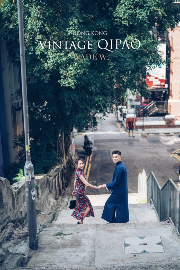 1200 QIPAO DISCOVER HK TRAVEL HONG KONG PRE-WEDDING旗袍 光影-15