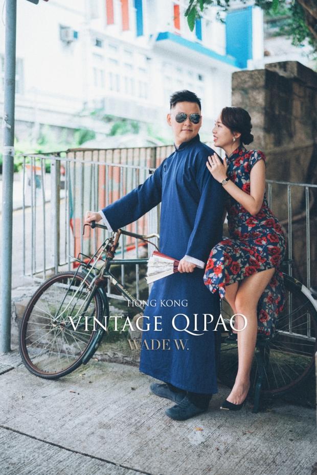 1200 QIPAO DISCOVER HK TRAVEL HONG KONG PRE-WEDDING旗袍 光影-19