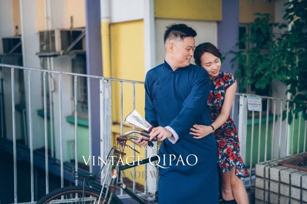 1200 QIPAO DISCOVER HK TRAVEL HONG KONG PRE-WEDDING旗袍 光影-20