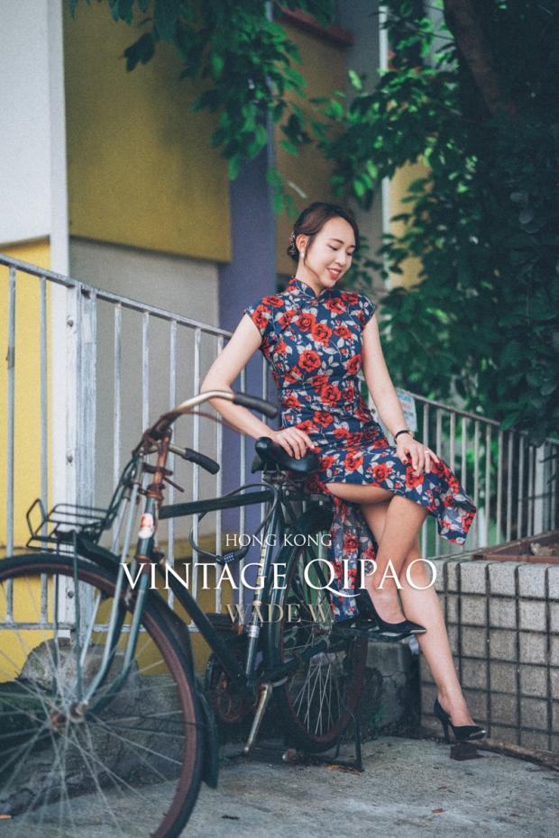 1200 QIPAO DISCOVER HK TRAVEL HONG KONG PRE-WEDDING旗袍 光影-21