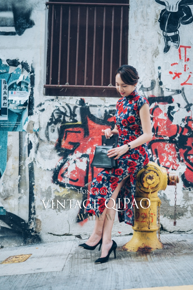 1200 QIPAO DISCOVER HK TRAVEL HONG KONG PRE-WEDDING旗袍 光影-23