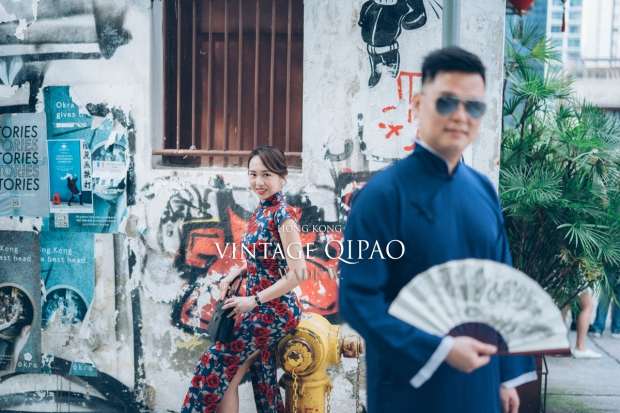 1200 QIPAO DISCOVER HK TRAVEL HONG KONG PRE-WEDDING旗袍 光影-25