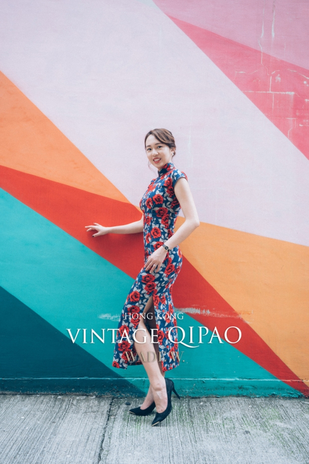 1200 QIPAO DISCOVER HK TRAVEL HONG KONG PRE-WEDDING旗袍 光影-28