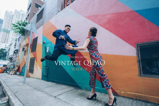 1200 QIPAO DISCOVER HK TRAVEL HONG KONG PRE-WEDDING旗袍 光影-32