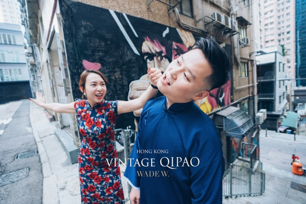 1200 QIPAO DISCOVER HK TRAVEL HONG KONG PRE-WEDDING旗袍 光影-36