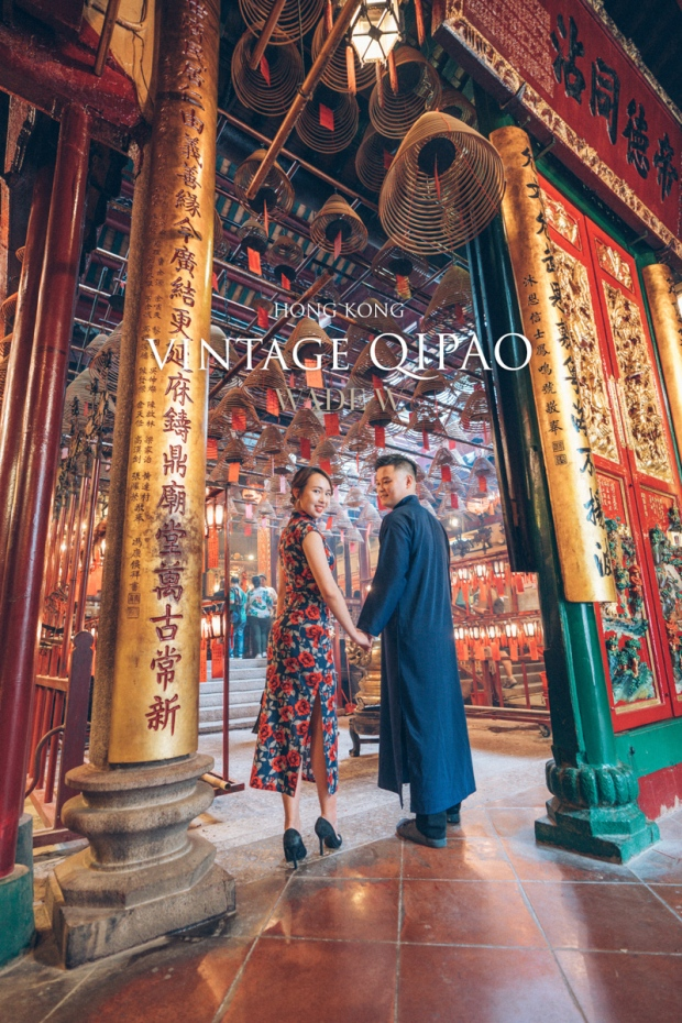 1200 QIPAO DISCOVER HK TRAVEL HONG KONG PRE-WEDDING旗袍 光影-41