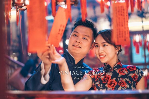 1200 QIPAO DISCOVER HK TRAVEL HONG KONG PRE-WEDDING旗袍 光影-43