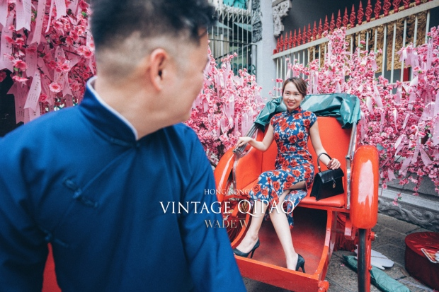 1200 QIPAO DISCOVER HK TRAVEL HONG KONG PRE-WEDDING旗袍 光影-46