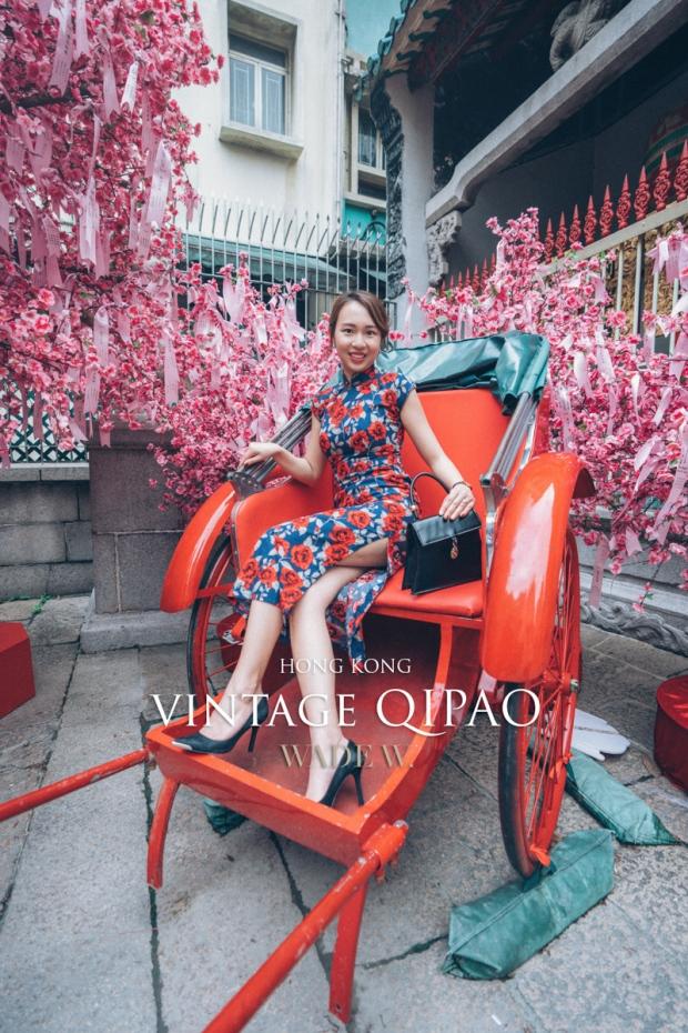 1200 QIPAO DISCOVER HK TRAVEL HONG KONG PRE-WEDDING旗袍 光影-47