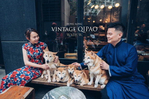 1200 QIPAO DISCOVER HK TRAVEL HONG KONG PRE-WEDDING旗袍 光影-48