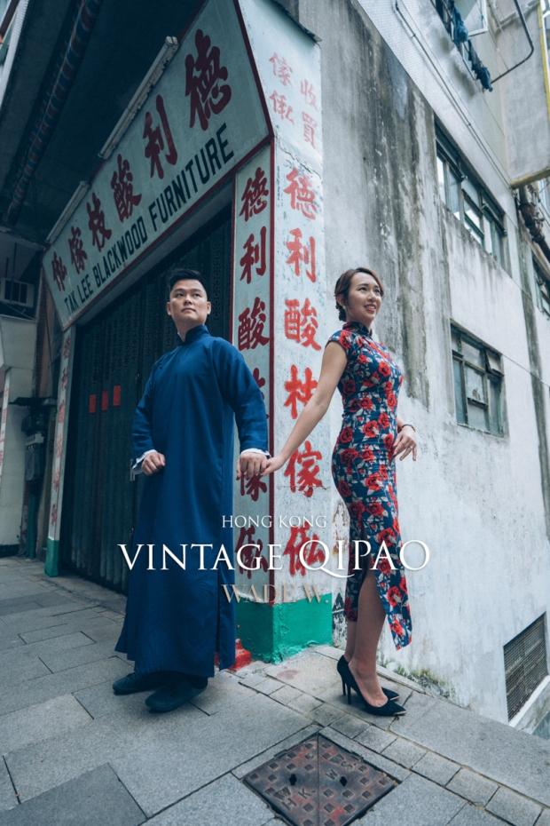 1200 QIPAO DISCOVER HK TRAVEL HONG KONG PRE-WEDDING旗袍 光影-49