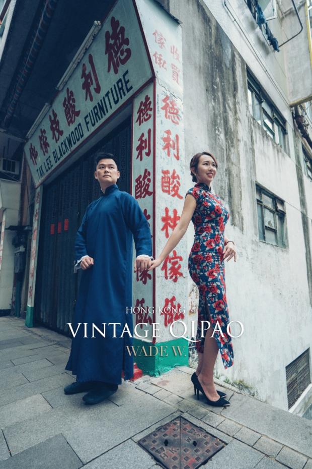 1200 QIPAO DISCOVER HK TRAVEL HONG KONG PRE-WEDDING旗袍 光影-50