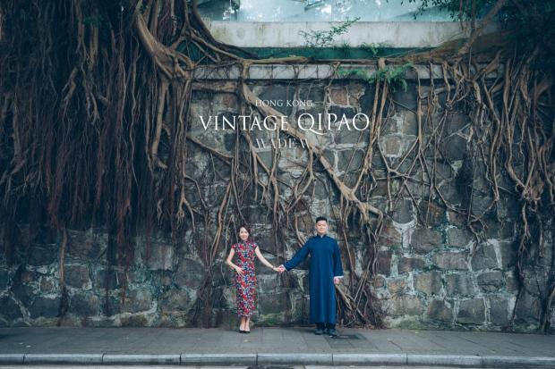 1200 QIPAO DISCOVER HK TRAVEL HONG KONG PRE-WEDDING旗袍 光影-53