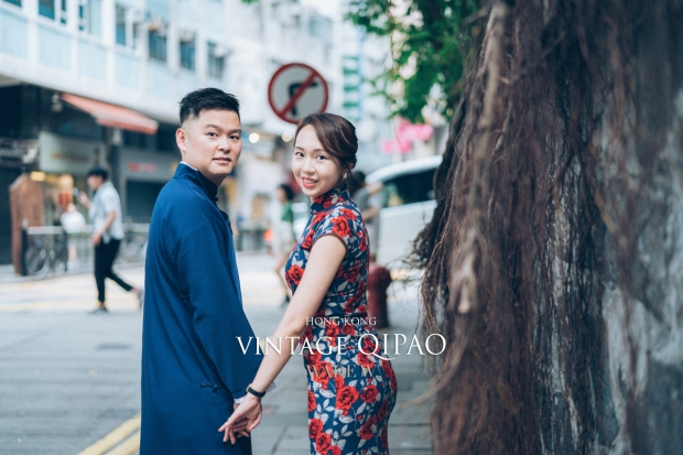 1200 QIPAO DISCOVER HK TRAVEL HONG KONG PRE-WEDDING旗袍 光影-55