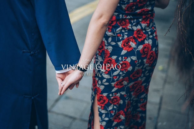 1200 QIPAO DISCOVER HK TRAVEL HONG KONG PRE-WEDDING旗袍 光影-56