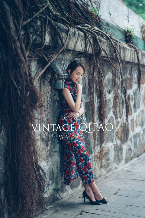 1200 QIPAO DISCOVER HK TRAVEL HONG KONG PRE-WEDDING旗袍 光影-58