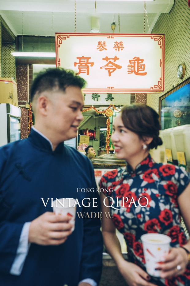 1200 QIPAO DISCOVER HK TRAVEL HONG KONG PRE-WEDDING旗袍 光影-64