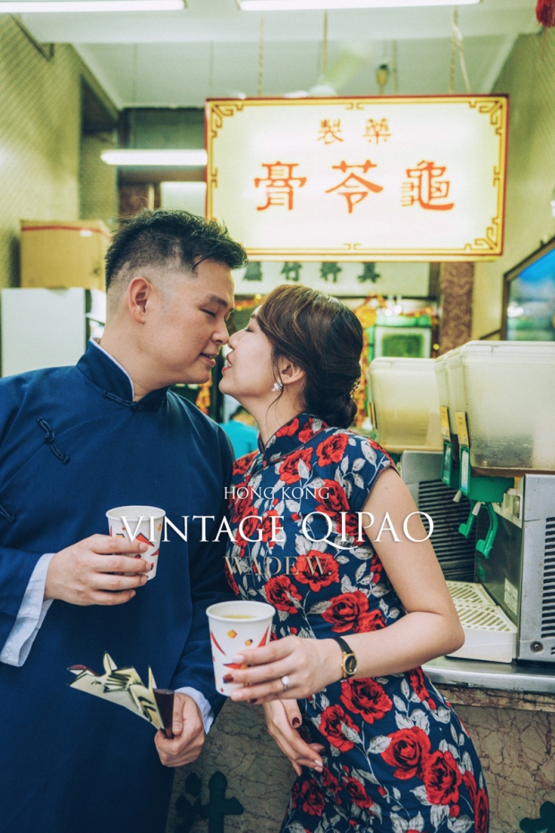 1200 QIPAO DISCOVER HK TRAVEL HONG KONG PRE-WEDDING旗袍 光影-65