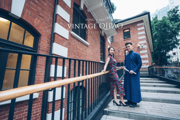 1200 QIPAO DISCOVER HK TRAVEL HONG KONG PRE-WEDDING旗袍 光影-66