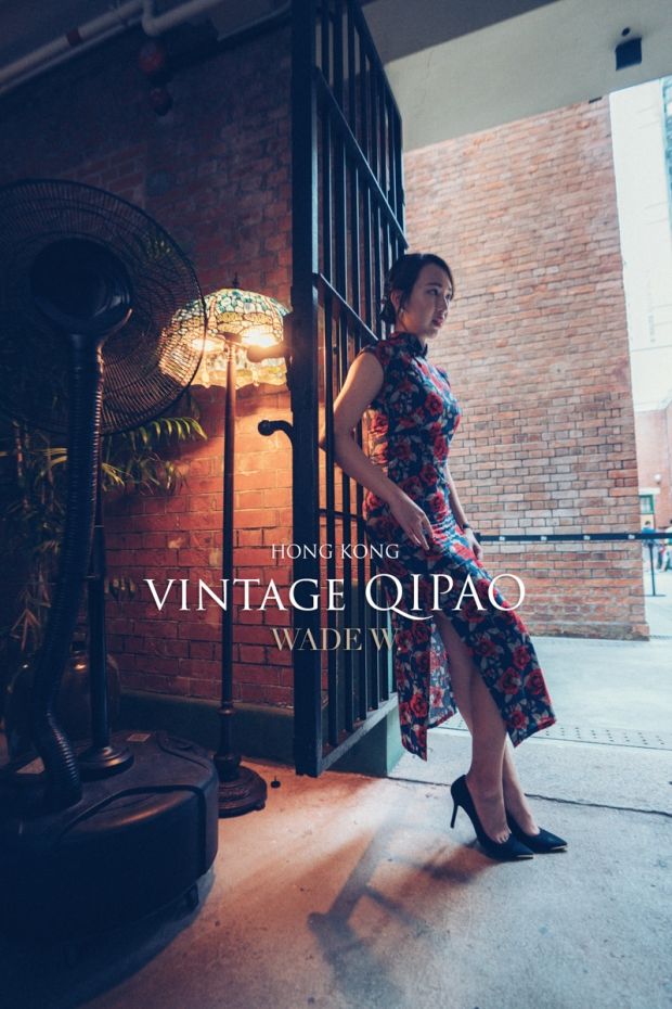 1200 QIPAO DISCOVER HK TRAVEL HONG KONG PRE-WEDDING旗袍 光影-70