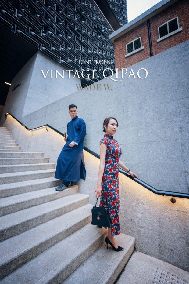 1200 QIPAO DISCOVER HK TRAVEL HONG KONG PRE-WEDDING旗袍 光影-71