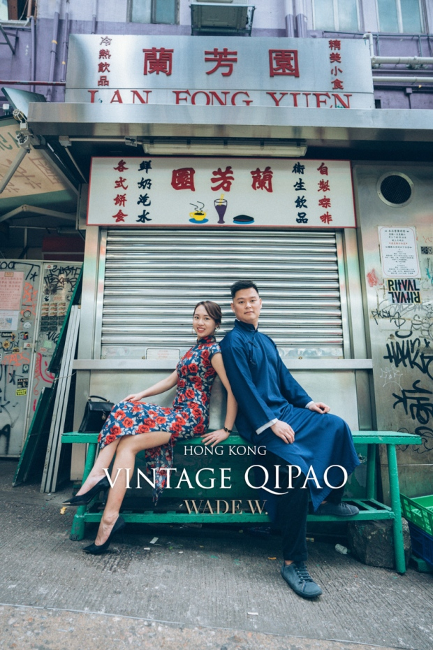 1200 QIPAO DISCOVER HK TRAVEL HONG KONG PRE-WEDDING旗袍 光影-73