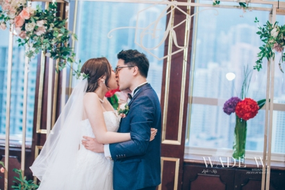 Photo by wade W 光影 wedding day big day 婚禮 Shangrila hong kong top 10西式 cocktailparty香港-083 copy