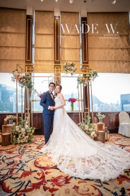 Photo by wade W 光影 wedding day big day 婚禮 Shangrila hong kong top 10西式 cocktailparty香港-105 copy