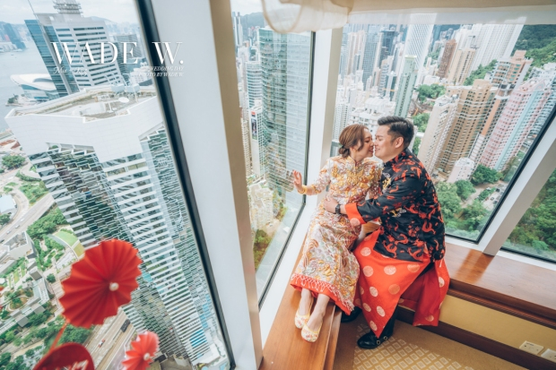 Photo by Wade W big day wedding day top 10 光影 婚禮 攝影 photojournalism conrad Island shangrila -02
