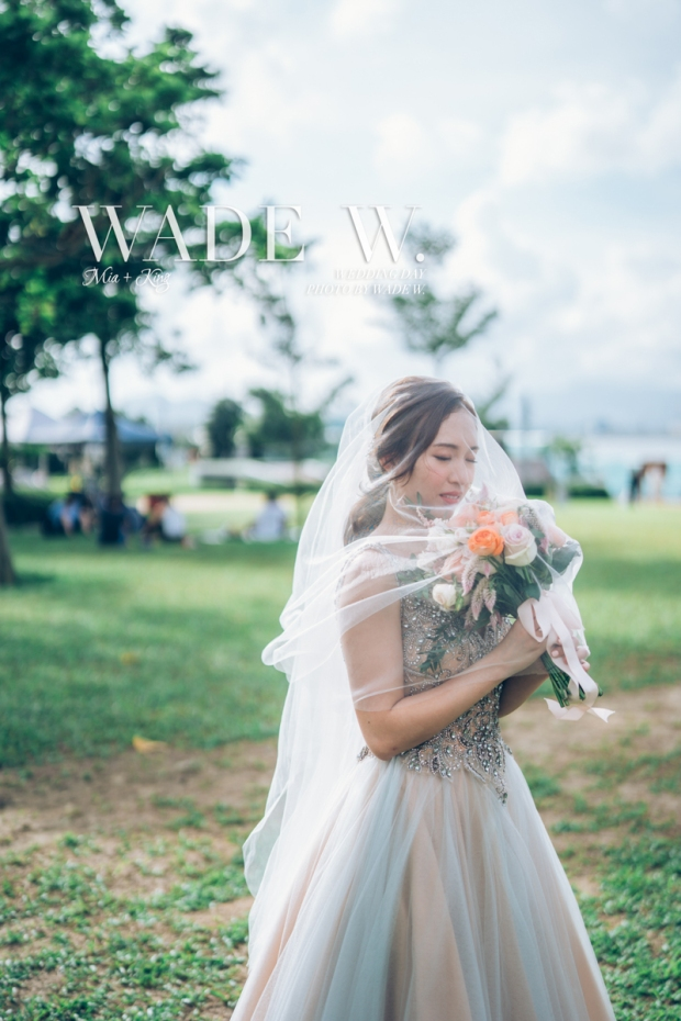 Photo by Wade W big day wedding day top 10 光影 婚禮 攝影 photojournalism conrad Island shangrila -04