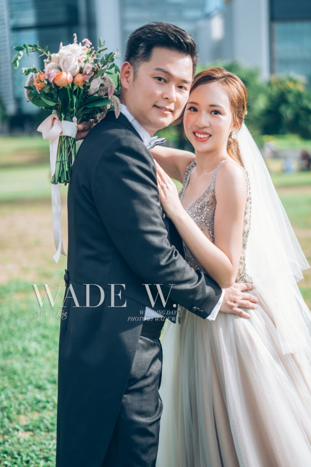 Photo by Wade W big day wedding day top 10 光影 婚禮 攝影 photojournalism conrad Island shangrila -05