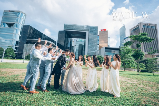 Photo by Wade W big day wedding day top 10 光影 婚禮 攝影 photojournalism conrad Island shangrila -08