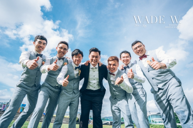 Photo by Wade W big day wedding day top 10 光影 婚禮 攝影 photojournalism conrad Island shangrila -11