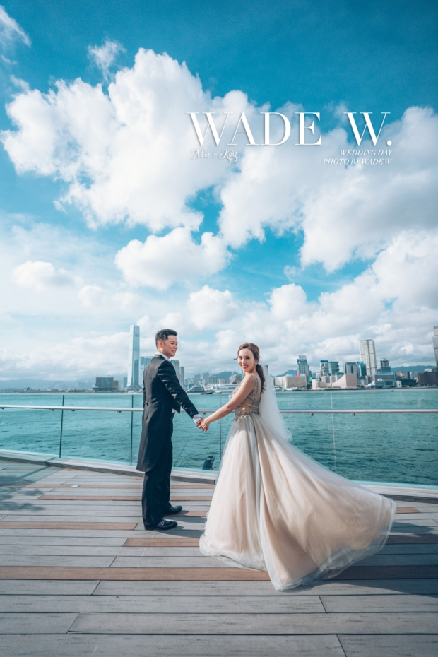 Photo by Wade W big day wedding day top 10 光影 婚禮 攝影 photojournalism conrad Island shangrila -14