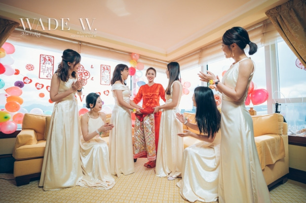 Photo by Wade W big day wedding day top 10 光影 婚禮 攝影 photojournalism conrad Island shangrila -18