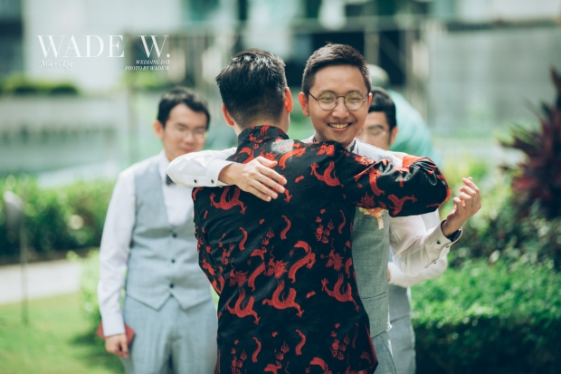 Photo by Wade W big day wedding day top 10 光影 婚禮 攝影 photojournalism conrad Island shangrila -38