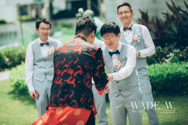 Photo by Wade W big day wedding day top 10 光影 婚禮 攝影 photojournalism conrad Island shangrila -39