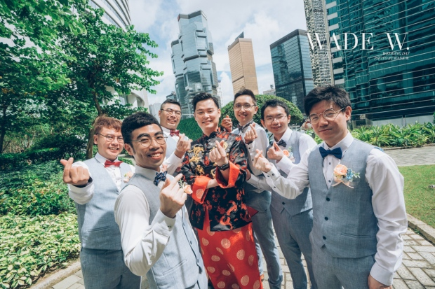 Photo by Wade W big day wedding day top 10 光影 婚禮 攝影 photojournalism conrad Island shangrila -43