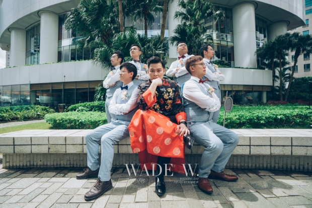 Photo by Wade W big day wedding day top 10 光影 婚禮 攝影 photojournalism conrad Island shangrila -45