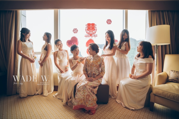 Photo by Wade W big day wedding day top 10 光影 婚禮 攝影 photojournalism conrad Island shangrila -46